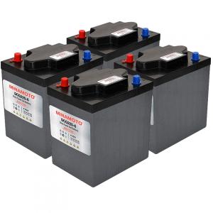 Гелевые аккумуляторы для поломоечных машин