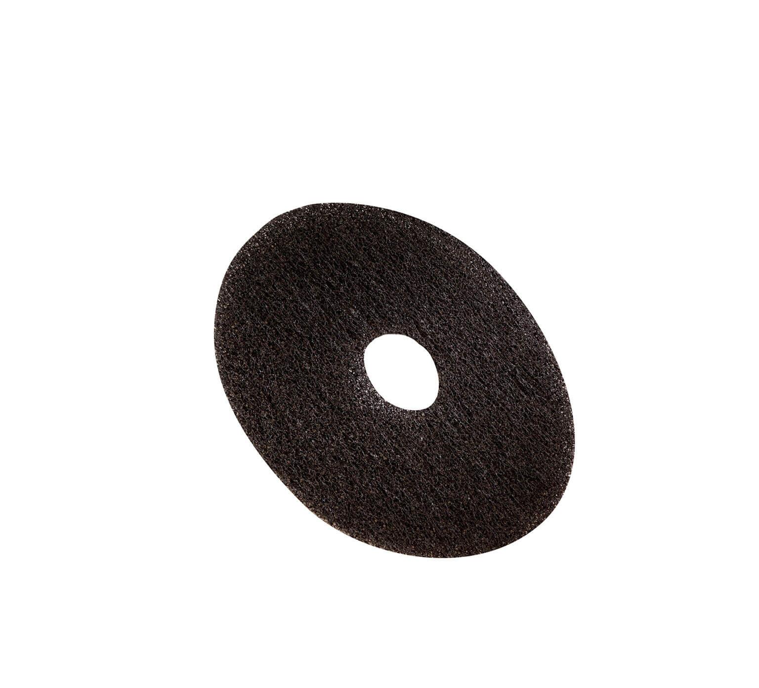 370092 <br>Подушечки для снятия изоляции 3M, черные — 406 мм / 16 дюймов