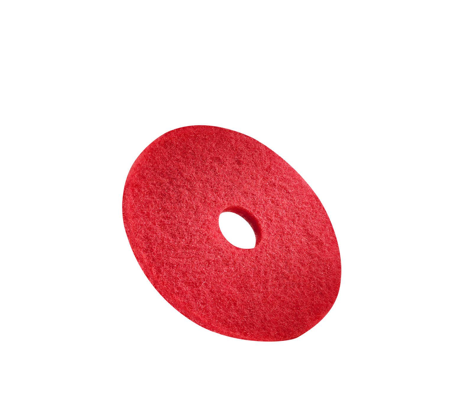 1050271 <br>Красная полировальная губка 3M — 17 дюймов / 432 мм