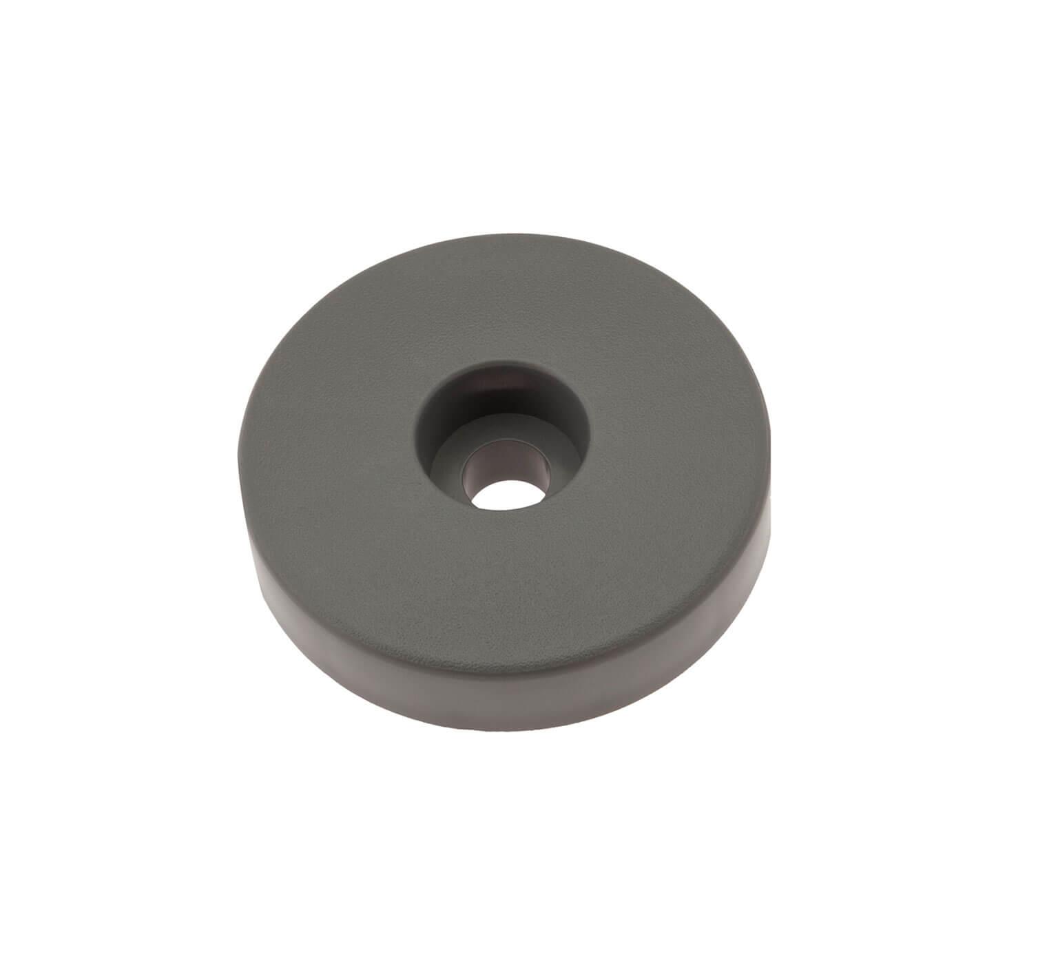 1010560 <br>Литое колесо из полиэтилена высокой плотности