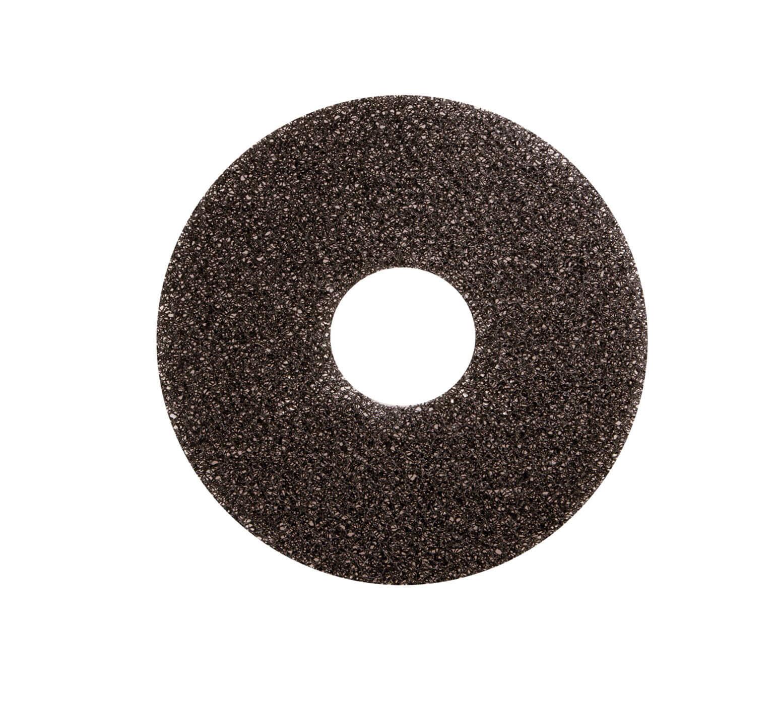 1050262 <br>Подушечки для снятия изоляции 3M, черные — 17 дюймов / 432 мм