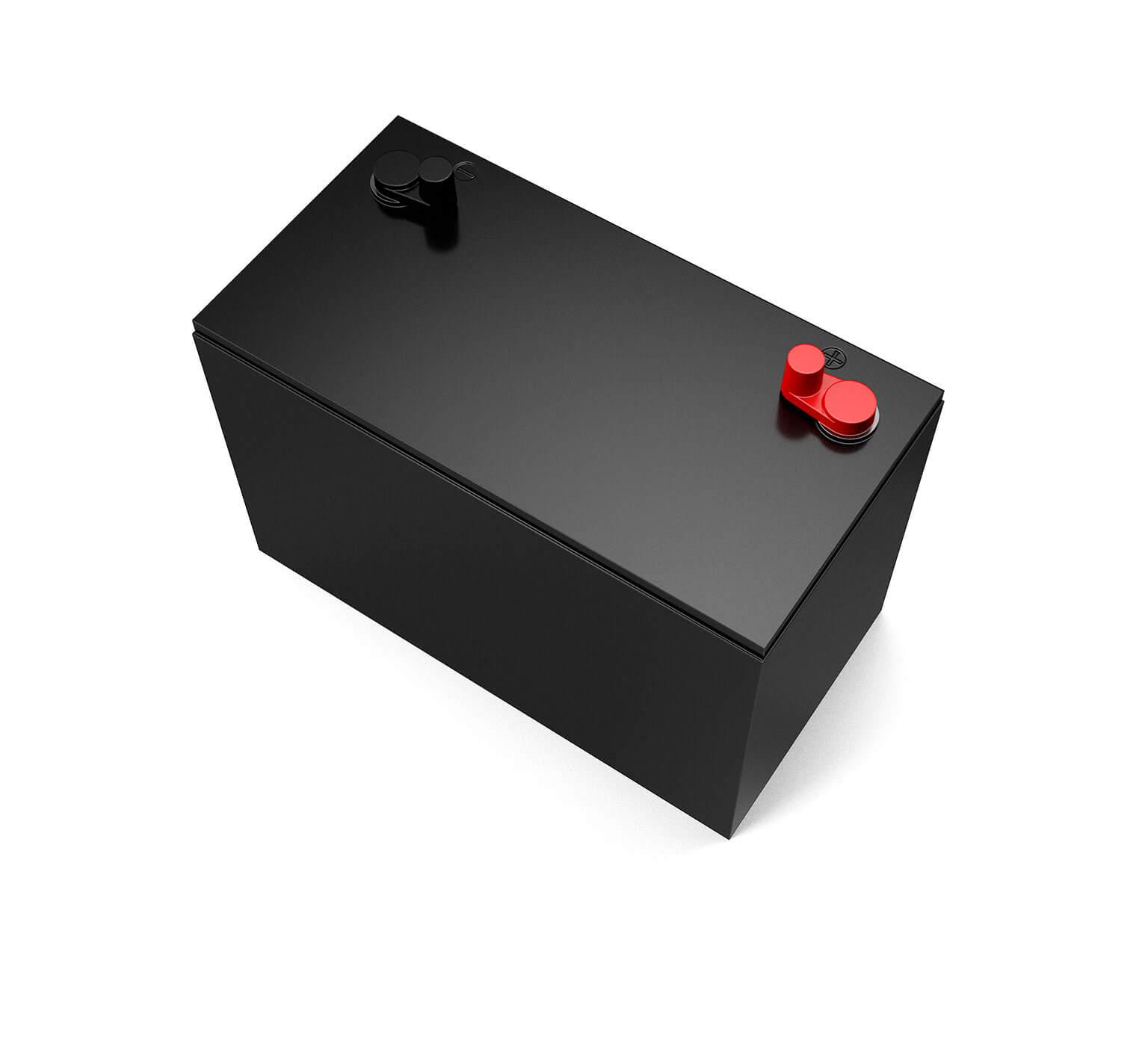 1071125 <br>12-вольтовый гелевый аккумулятор