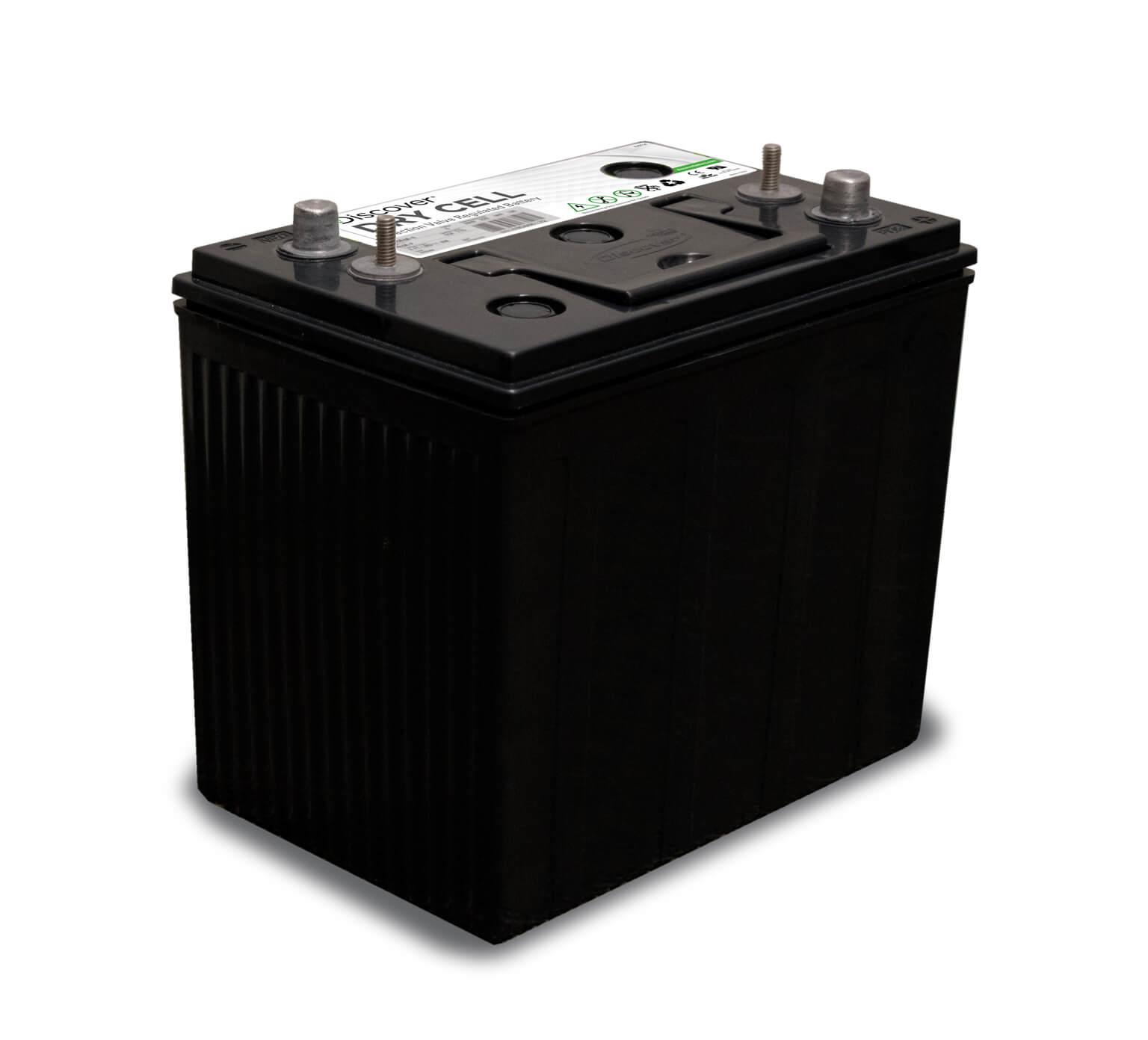 1074042 <br>6 вольтовая батарея AGM Discover
