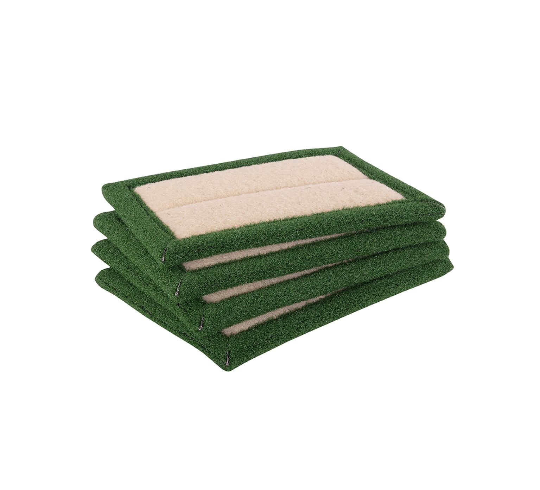 1074740 <br>Салфетка Americo Green Scrubbing Pad — 20 дюймов x 14 дюймов