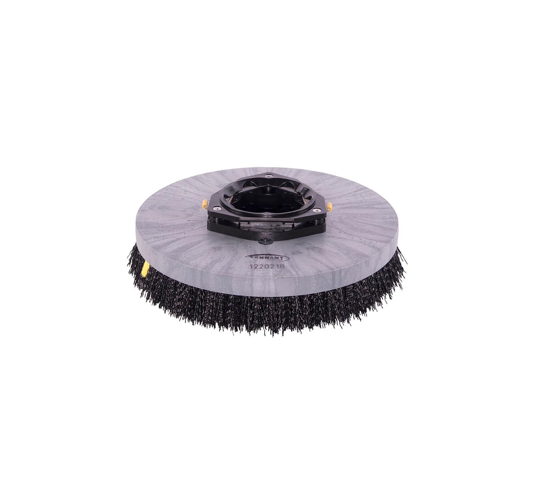 1220218 <br>Полипропиленовая дисковая чистящая щетка в сборе — 14 дюймов / 356 мм