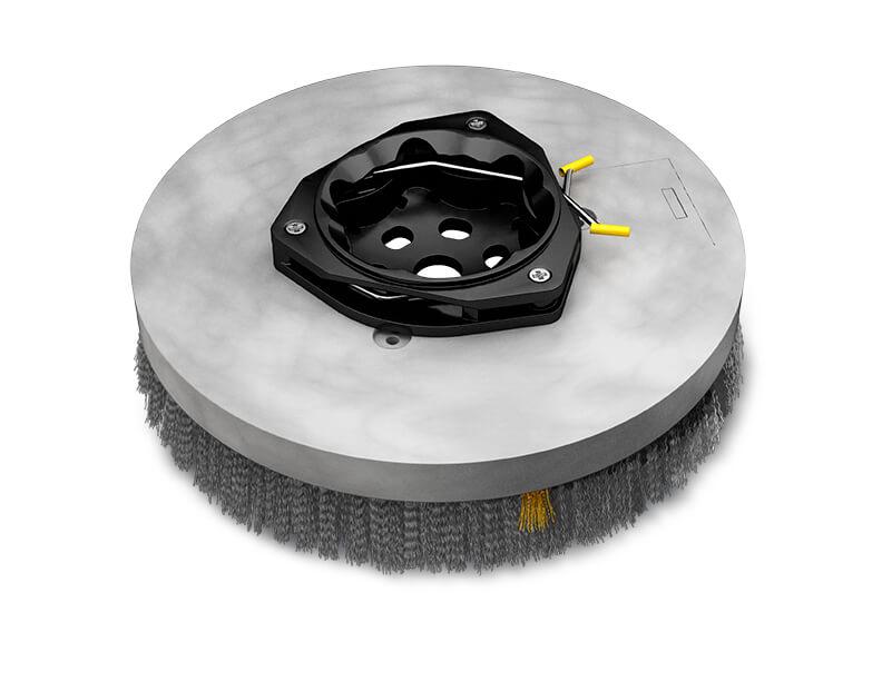 1221543 <br>Абразивная дисковая чистящая щетка в сборе — 406 мм / 16 дюймов