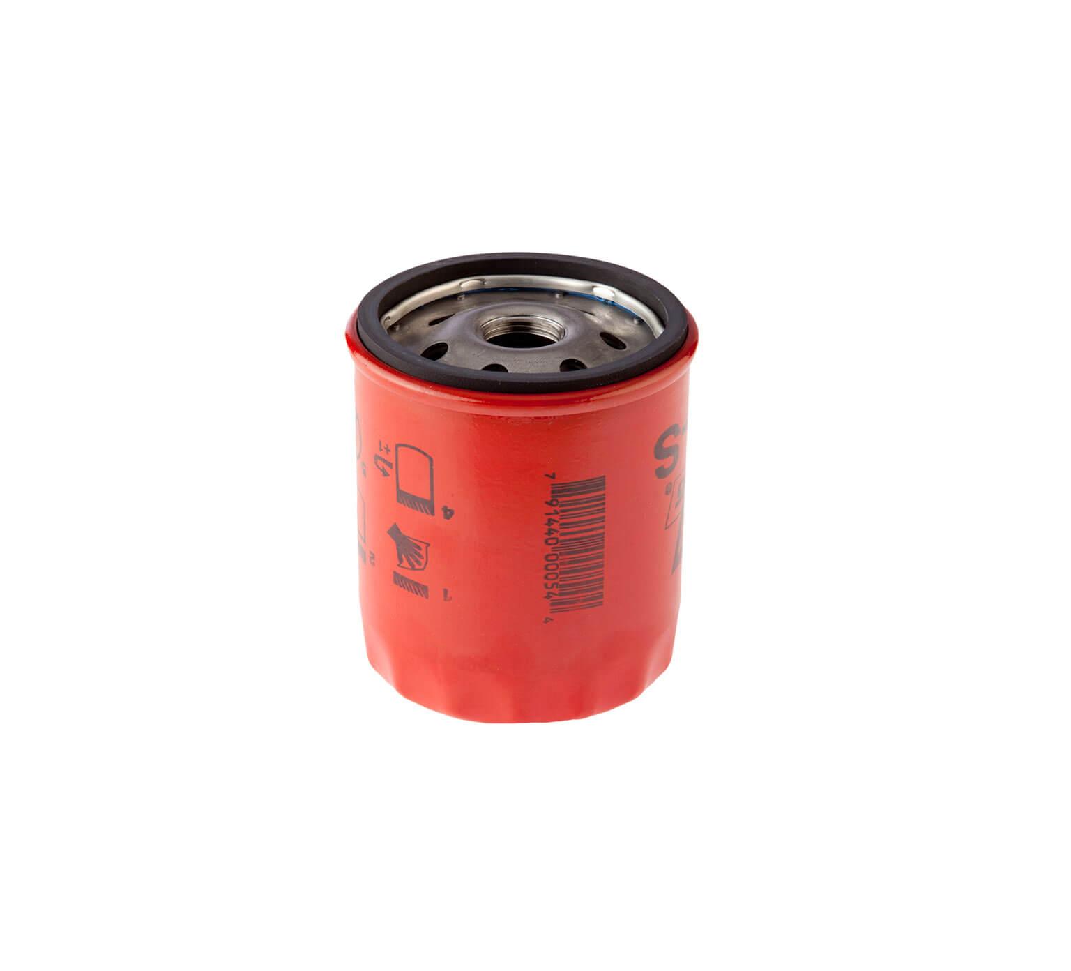 371972 <br>Вращающийся масляный фильтр двигателя